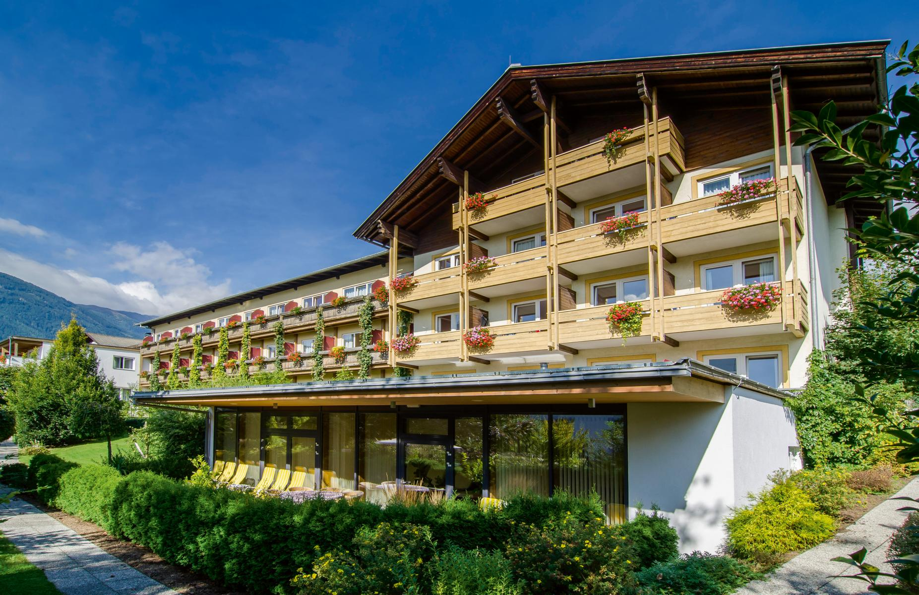 Hotel Moarhof (Foto: Dolomitengolf)