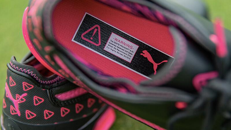Puma-Schuhe zur PGA Championship. (Foto: Puma)