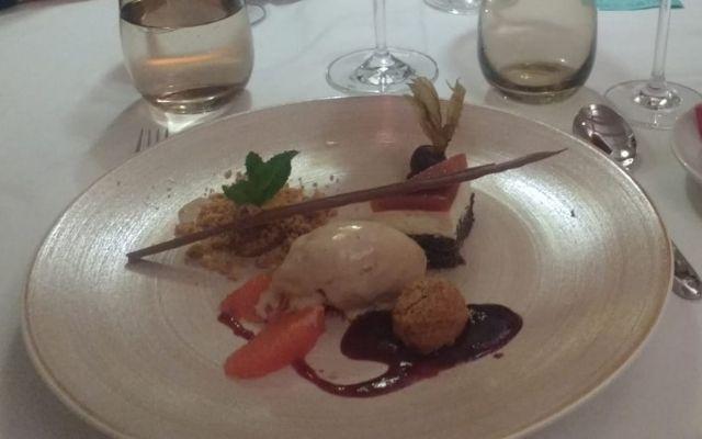 Von der Vorspeise bis zum Dessert ein Gedicht. (Foto: Golf Post)