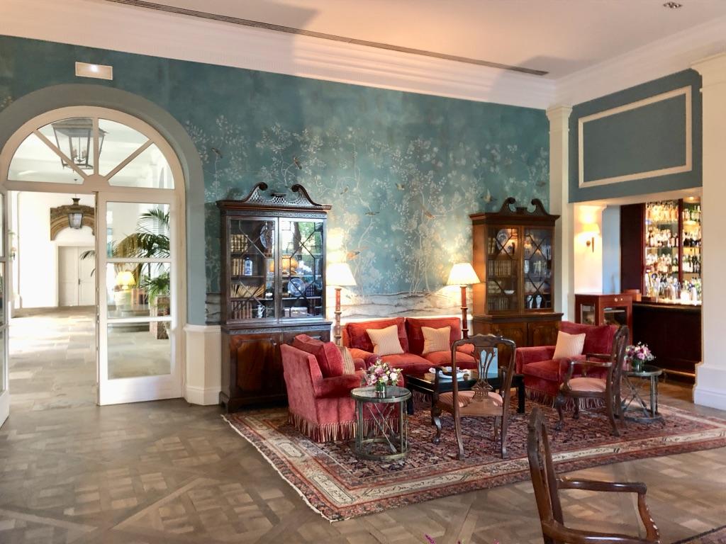 'The Blue Bar'. (Foto: Jürgen Linnenbürger)