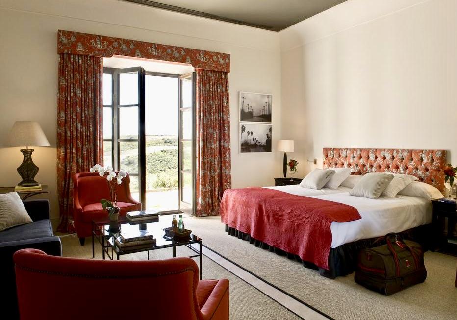Die Junior Suite in der Finca Cortesin. (Foto: Finca Cortesin)