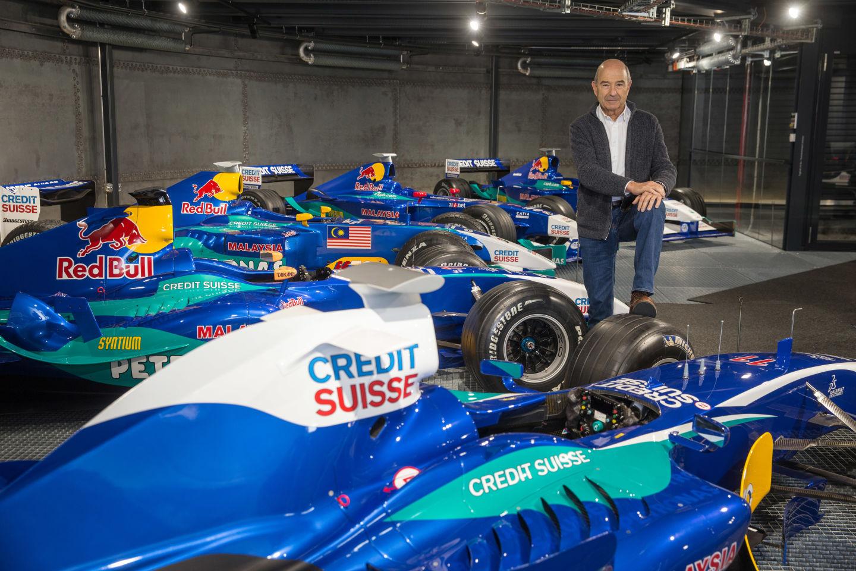 Vom F1-Rennsport zum Golf - eine saubere Sache!