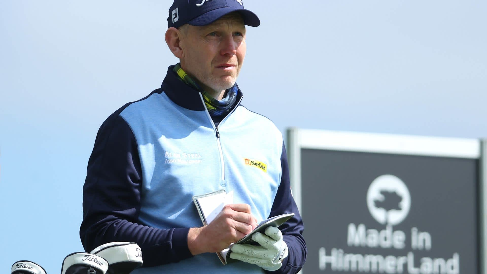 European Tour: Stephen Gallacher is at T4 after second at the Made in HimmerLand presented by FREJA