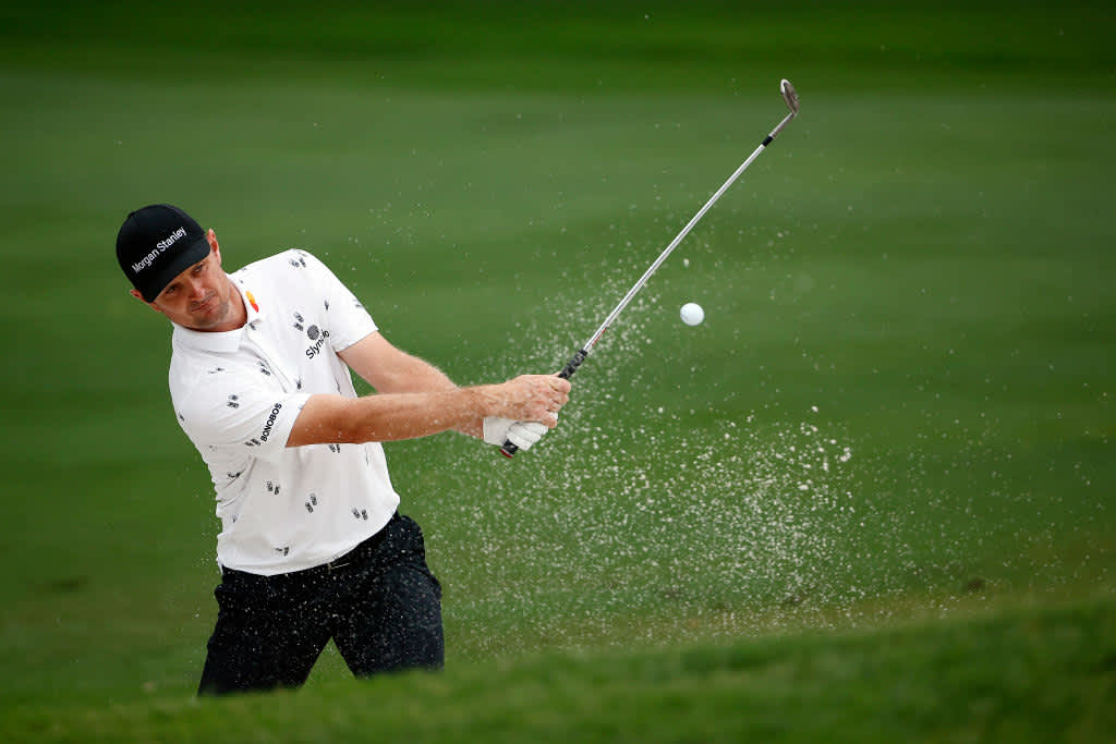 PGA Tour: Justin Rose is at T16 after second at the Charles Schwab Challenge