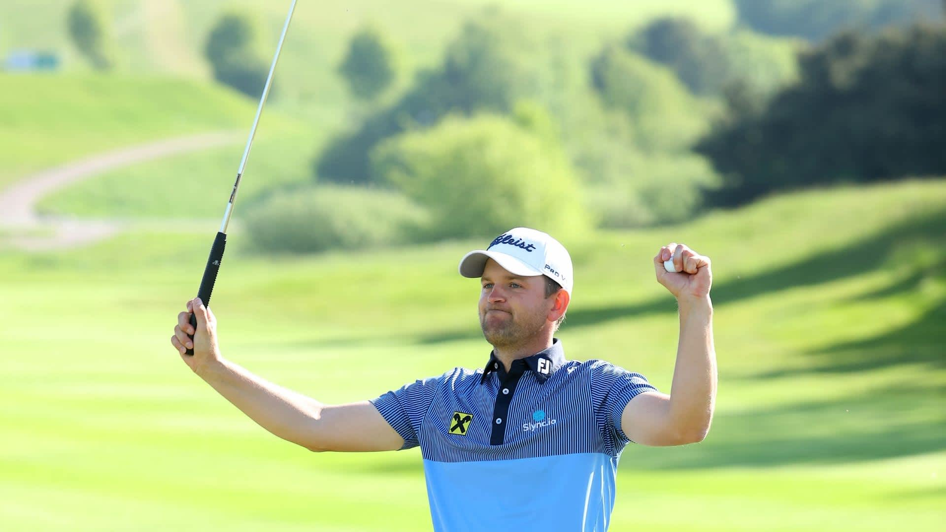 European Tour: Bernd Wiesberger wins the Made in HimmerLand presented by FREJA