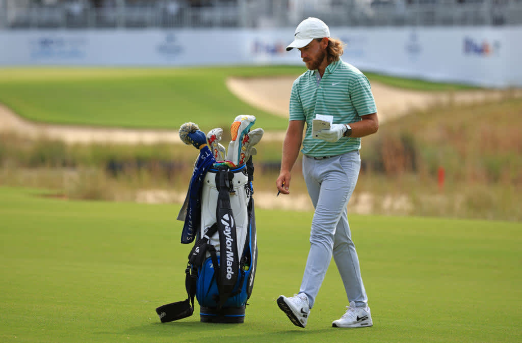 PGA Tour: Englishman Tommy Fleetwood posted 68 in opening round, sits 4 shots off the lead