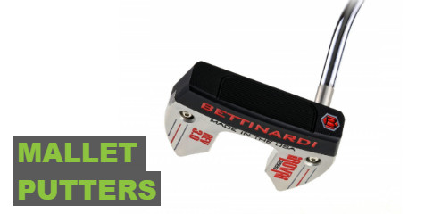The Best Mallet Putters of 2017