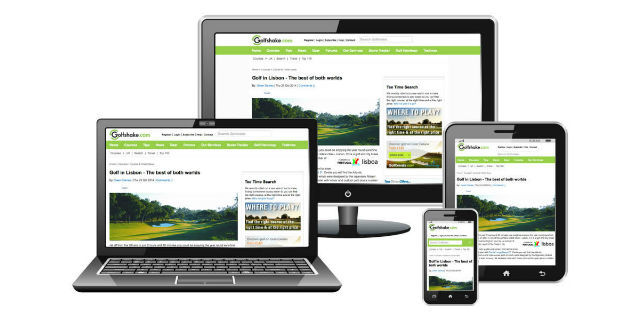 Golfshake multi-device