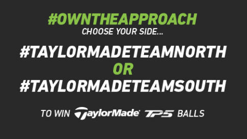 TaylorMade Own The Approach