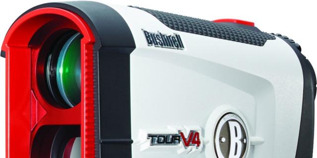 New Tour V4 Rangefinder Unveiled By Bushnell Golf