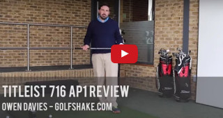Titleist AP1 Video Review