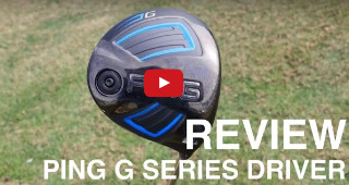 PING G DRiver Review