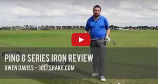 PING G Series Iron Review