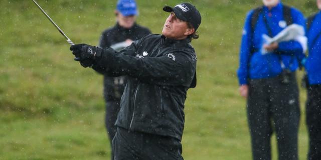 Bad Weather Golf