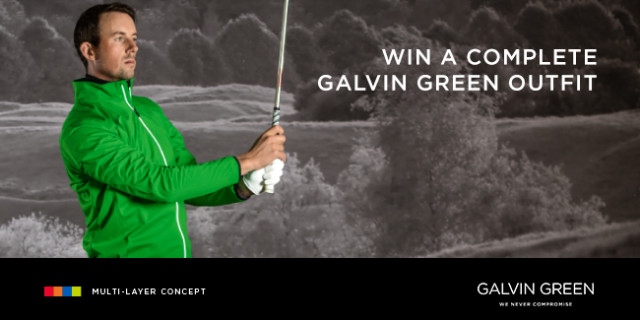Win Galvin Green's Ultimate Performance Package