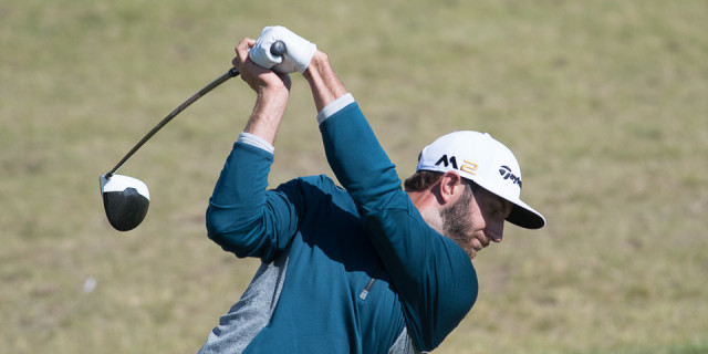 Johnson again in UAE for Abu Dhabi HSBC Championship