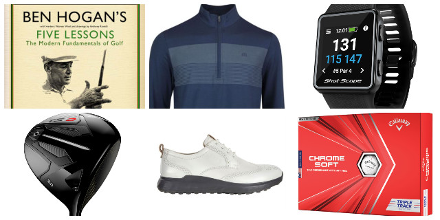 The Christmas Golf Gift Guide