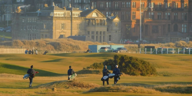 Golf Boom 2021