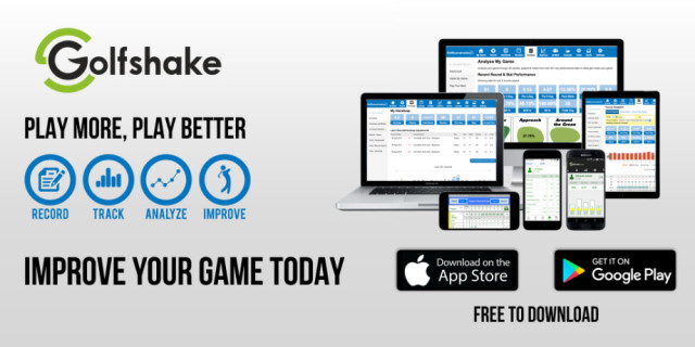 Golfshake Scoretracking apps