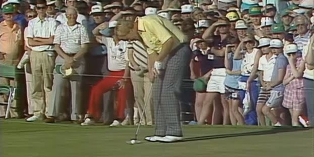 50 Years of the Masters to Watch on YouTube