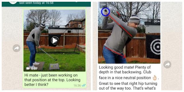Swing Improvement