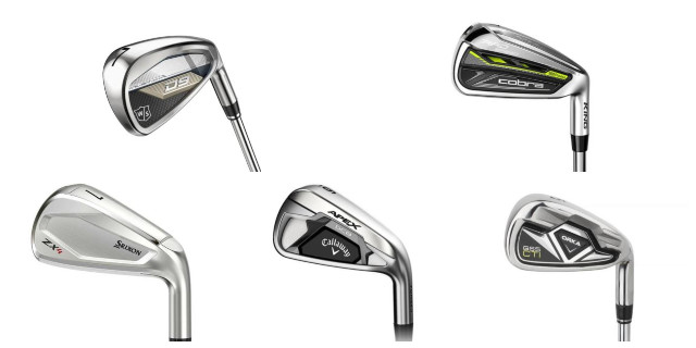 The Best Game Improvement Irons of 2021