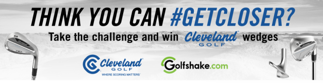 Get Closer with Cleveland Golf