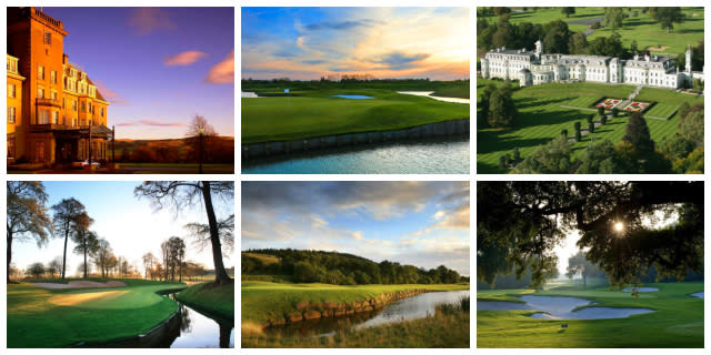 Which Venue to Choose for a Ryder Cup Stay & Play?