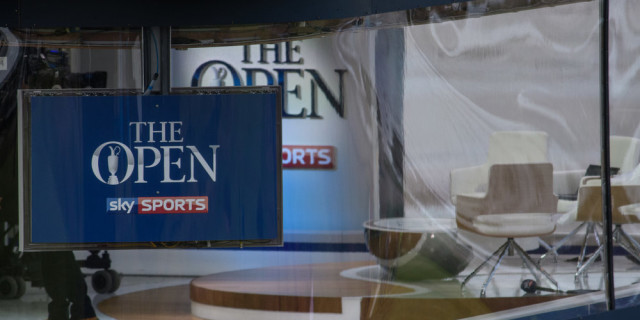 Sky Sports The Open