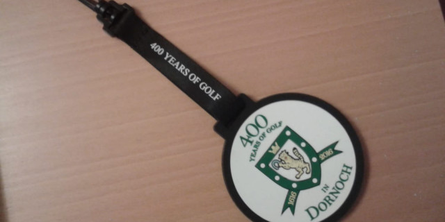 Royal Dornoch Bag Tag