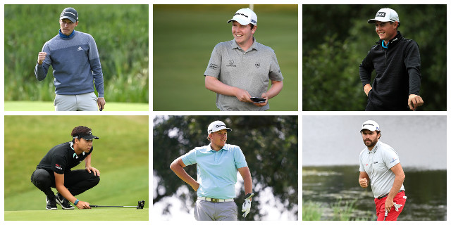 Young European Tour Players