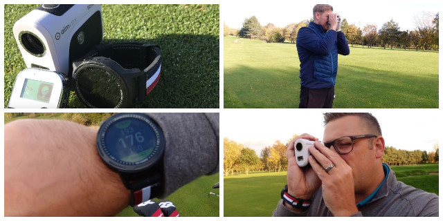 Reviewing the New GolfBuddy GPS Range