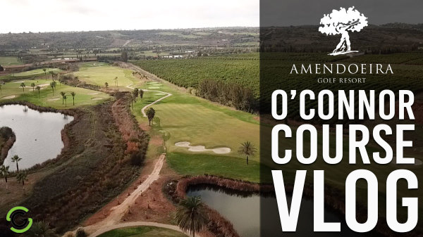 O'Connor Course Vlog at Mendoeira Resort