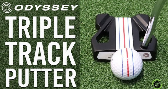 Odyssey Triple Track Putter Review