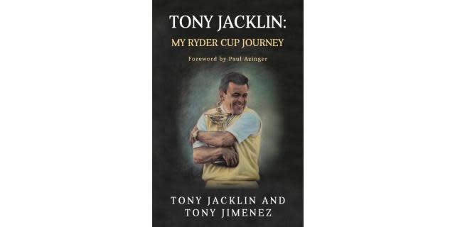 Tony Jacklin Book