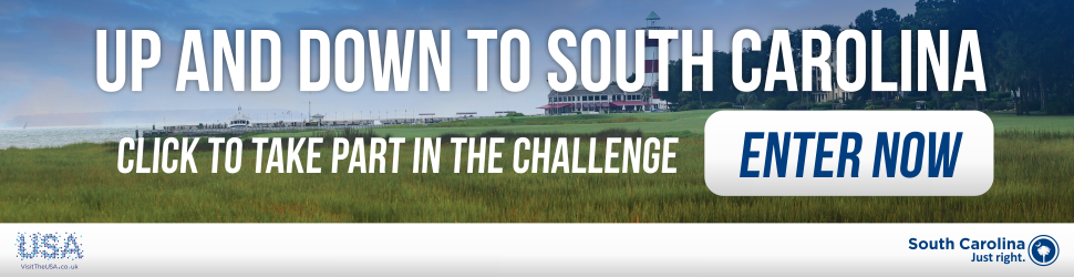 Up and Down to South Carolina Challenge