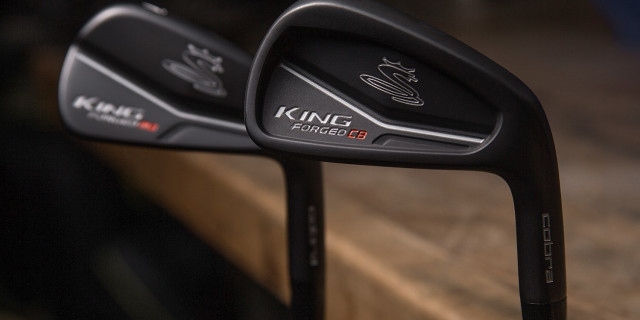 Cobra Reveals New KING Forged CB/MB Players Irons