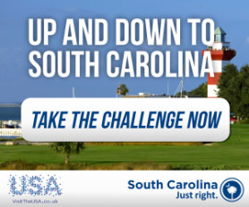 Up and Down to South Carolina