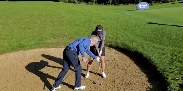 Andrew Murray Bunker Lesson - How much sand?