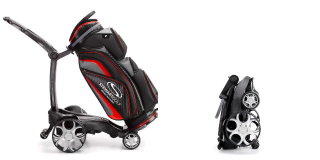 Stewart Golf Releases New Q Remote Trolley