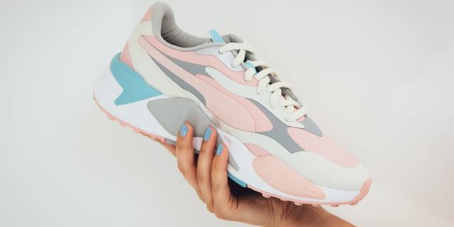 Puma Unveils New Rsg Shoe For Men Women