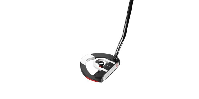 Odyssey reveal new Red Ball mallet putter