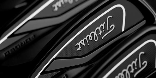 Titleist Reveals Black Finish to AP2 and AP3 Irons