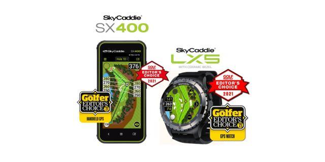 SkyCaddie Promotion
