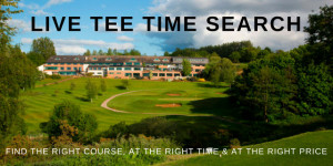 Live Tee Time Search