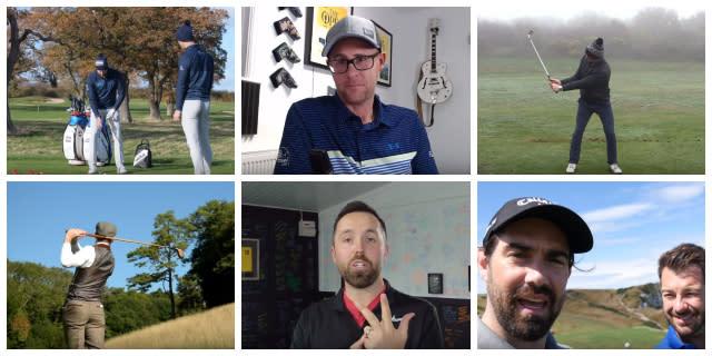 Golf Youtubers