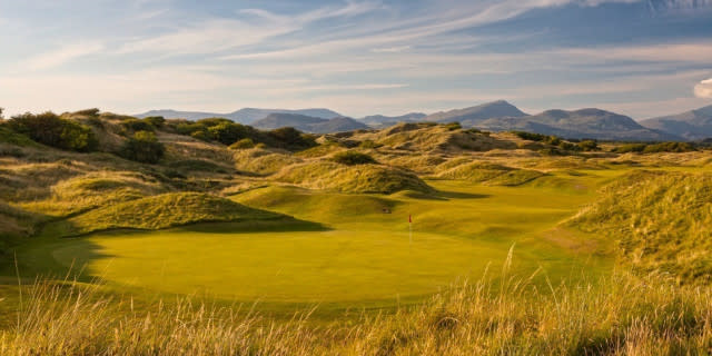 The Best of Golf in Wales