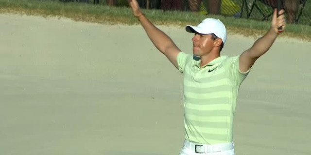 McIlroy Produces Grandstand Finish to Triumph at Bay Hill
