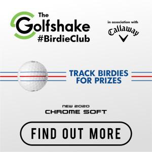 Golfshake #BirdieClub