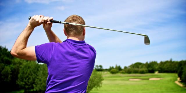 Golf Return England